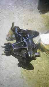 Used sbc long water pump