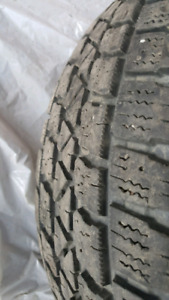 Arctic claw winter tires 195 / 60R15