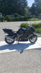 2000 Black Bird CBX 1100 XX