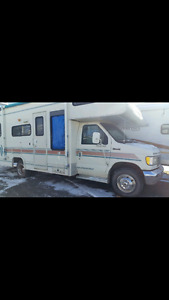 1993 24 ft motorhome - sold ppu