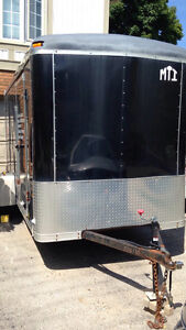 6x12x7 trailer full of tools