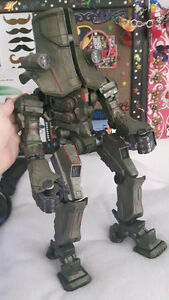 "NECA 18"" Cherno Alpha figure with LEDS for SALE"