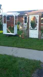 old doors & more for rent