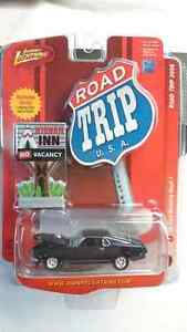 JOHNNY LIGHTNING ROAD TRIP USA 70 FORD MUSTANG MACH 1 DIECAST