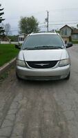 2002 Chrysler Town & Country Berline