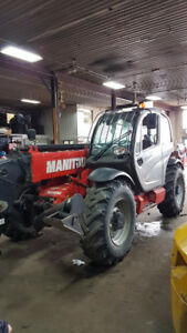 Telehandler 8000 LBS lift and 42 foot reach - Priced to sell !!!