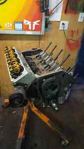 fully built turbo 5.2 magnum engine and trans