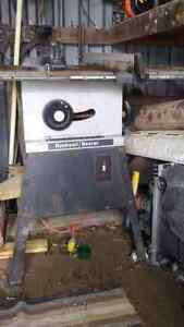 """8""""table saw and jointer"""