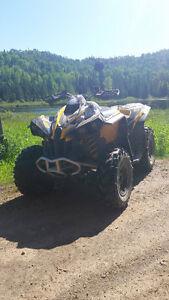 VTT Renegade / 4 roues