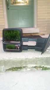 20007-2012 F150 tow mirrors
