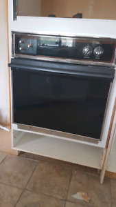 Kenmore built-in oven/Four encastré