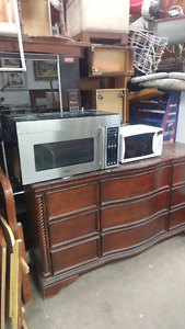2 microwaves for sale, and more stuff!