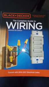 Black & Decker's Complete guide to Wiring - Updated 6th edition