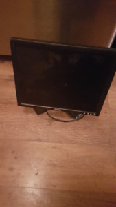 15 inch and 17 inch Dell  Monitor