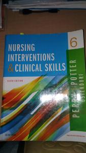Nursing books for sale.
