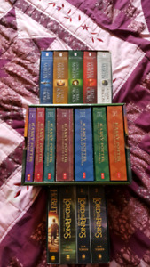 Sets of Books (Lord of the Rings, Game of Thrones)