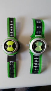 2 Battery Operated Ben 10 Watches