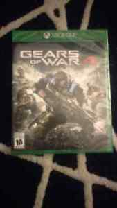 Unopened GOW 4 for Xbox One