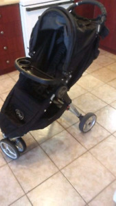 Poussette baby jogger city mini