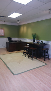 OFFICE SPACE FOR RENT ON LAKE JOE