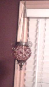 Hanging Crystal decoration