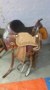 New Western & English Saddle, Tack for Sale
