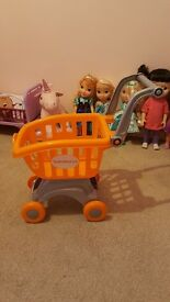 Toy trolley