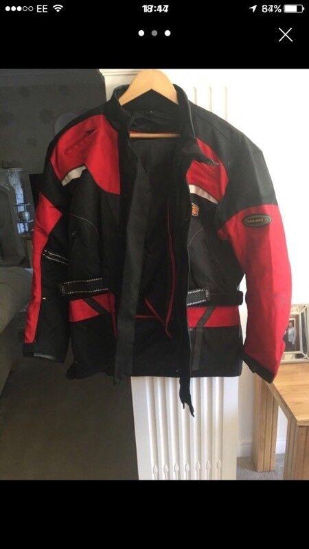 Motor cross bike jacket