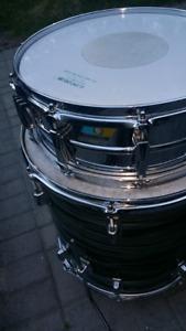 Vintage ludwig drums supraphonic snare