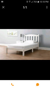 WANTED- single bed needed