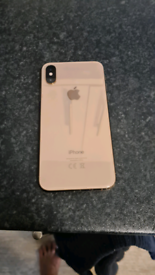 IPhone xs 256gb unlock brand new condition