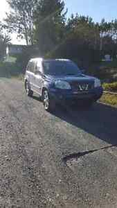 2005 Nissan X-trail SUV, buy today for 600 $$$ parts truck!