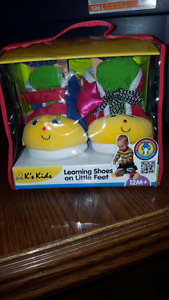 Learning shoes
