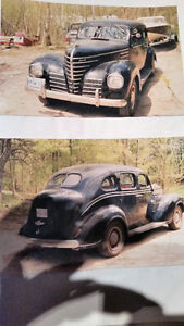 1939 Plymouth deluxe P-8