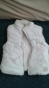 veste sans manche pour fille / vêtements 2 ans