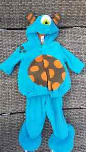 Baby Boy Monster Halloween Costume 6-12 months