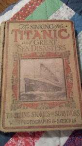 PRICE REDUCED-The Sinking of the Titanic and Great Sea Disasters