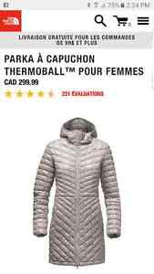 Manteau North Face Thermoball Parka