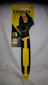 Your Best Deal on a New Stanley 10 inch Adjustable Wrench