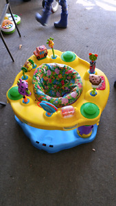 Exersaucer saucer great condition $30