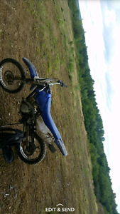 Looking to sell or trade my 2005 ttr 125