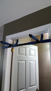 Overhead Pull Up/Chin Up Bar