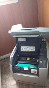 HP Laser Jet 2840 All in One