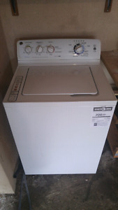 GE Washer - PRICED TO SELL QUICKLY
