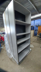 7 Foot BOOKCASE - SHELVING UNIT