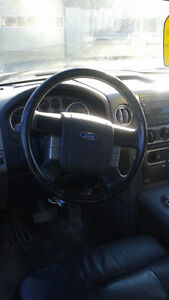 2006 Ford F-150 FX4 Leather, safety and etest! Cambridge Kitchener Area image 14