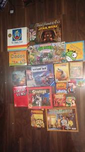 Jeu de societe board game sales vente apres demenagement 2