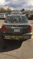 URGENT RENT A CAR FOR YOUR ROAD TEST DORVAL