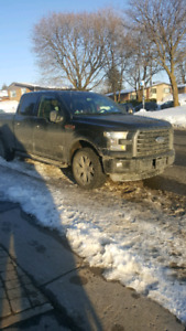 2016 Ford f150 xlt fx4 LEASE TRANSFER