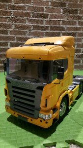 Tamiya Scania rc truck (SOLD)